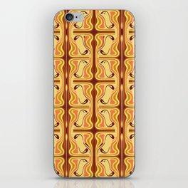 Warm Throwback iPhone Skin