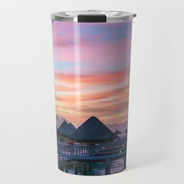 Bora Bora #society6 #decor #buyart Travel Mug