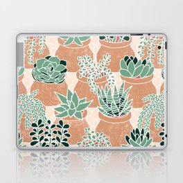 Succulent's Tiny Pots Laptop & iPad Skin