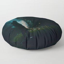 Pyromaniac Floor Pillow