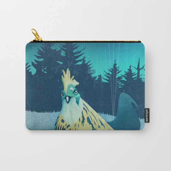What the Hegg?! Carry-All Pouch