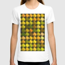 Little bowls-pattern, softly ... T-shirt