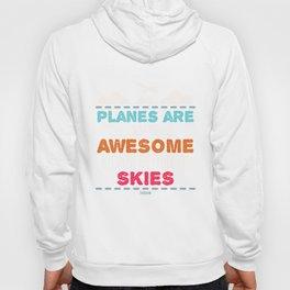 Airplane Aerobatic Air Sports Hoody