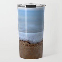 Only leave footprints. Travel Mug