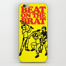 Beat on the Brat iPhone & iPod Skin