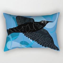 Flight Lines Rectangular Pillow