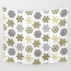 Christmas stars Wall Tapestry