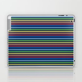 Vintage T-shirt No6 Laptop & iPad Skin