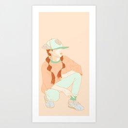 Hype Kids No. 1 Art Print