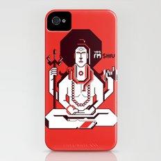 Shiva iPhone (4, 4s) Slim Case