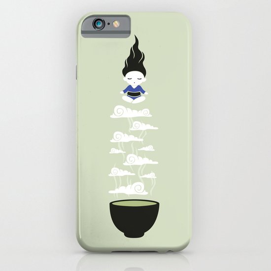 Zen tea II iPhone & iPod Case