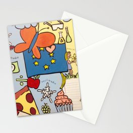 All Children are Artists II Stationery Cards