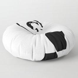 nude Floor Pillow