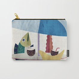 Day of the Fish Carry-All Pouch