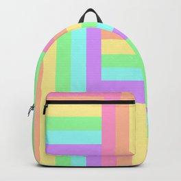 Woven Rainbow 2 Backpack