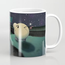 Earthbound - Greetings From Saturn Valley Coffee Mug