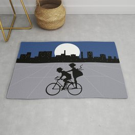 Moonlight friendships Rug