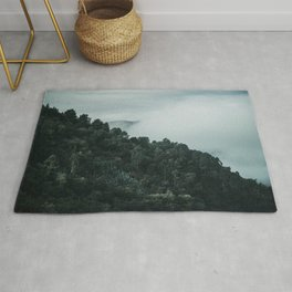 douro mountains and valley Rug