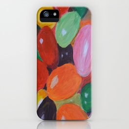 Jellybeans iPhone Case