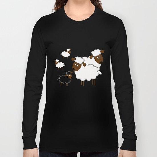 The black sheep Long Sleeve T-shirt