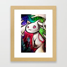 Contract? Framed Art Print
