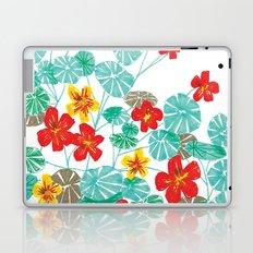 Nasturtiums Laptop & iPad Skin