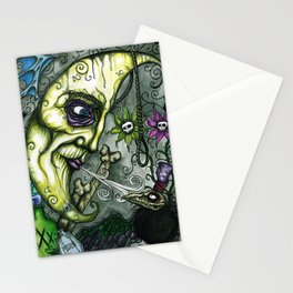 Lunacy by Morose Stationery Cards