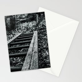Wood Stains Stationery Cards