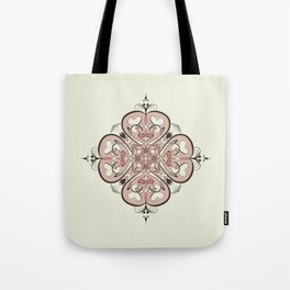 Second Heart Tote Bag