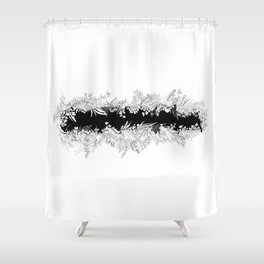 Where are the stagnant waters 3 Shower Curtain