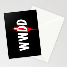 What Would Dexter Do? Stationery Cards