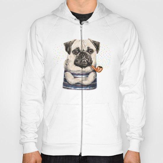 Mr.Pug Hoody