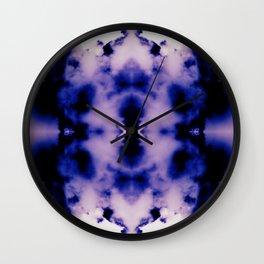 Amethystar Wall Clock