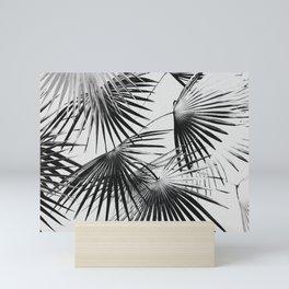Tropical #5 (invert) Mini Art Print