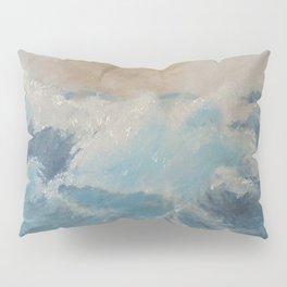 Mar Furioso - Furious Ocean Pillow Sham