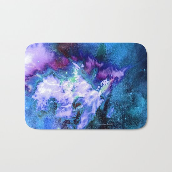 Splash By Annie Zeno  Bath Mat