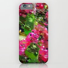 Summer Garden Abstract Slim Case iPhone 6s