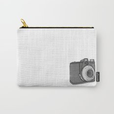 Agfa Clack (B&W Edition) Carry-All Pouch