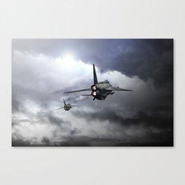 English Electric Lightning Canvas Print