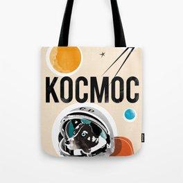 Kocmoc/Laika Tote Bag