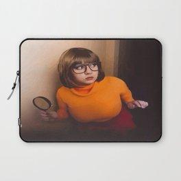 Nana Bear Velma Dinkley Cosplay Laptop Sleeve