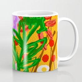 flower bomb Coffee Mug