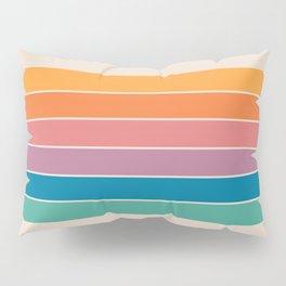 Boca Spring Stripes Pillow Sham