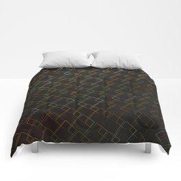 Square Traffic  Comforters