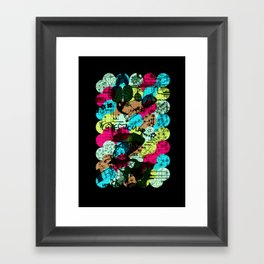 PP_E Framed Art Print