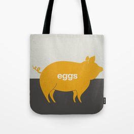 Eggs/Bacon Tote Bag