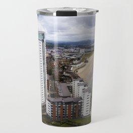 Swansea City Marina Travel Mug