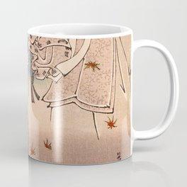 Tsukioka Yoshitoshi - Top Quality Art - IGANOTUBONE Coffee Mug