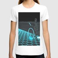 grid T-shirts featuring The Grid by Karolis Butenas