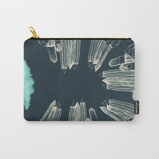 Dark Area / 30-08-16 Carry-All Pouch